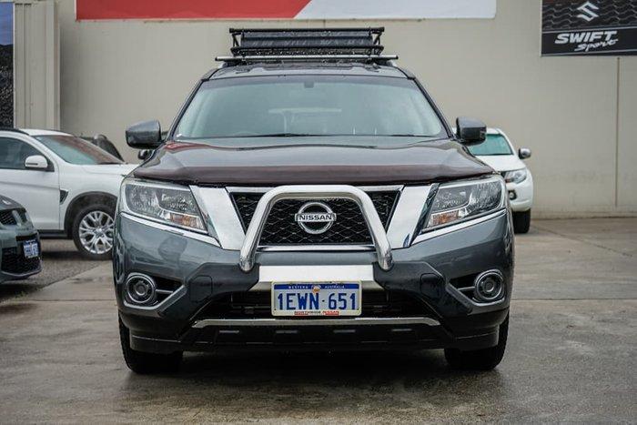 2015 Nissan Pathfinder ST R52 MY15 4X4 On Demand Grey