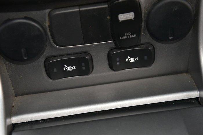2018 Holden Special Vehicles Colorado SportsCat+ RG MY18 4X4 Dual Range White