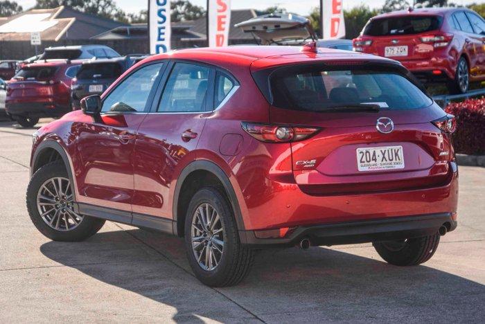 2017 Mazda CX-5 Touring KF Series AWD Soul Red Crystal