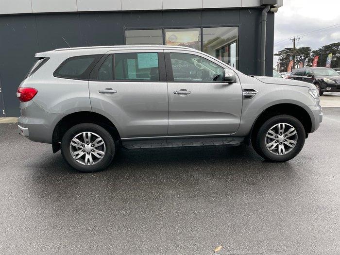 2018 Ford Everest Trend UA II MY19 Meteor Grey