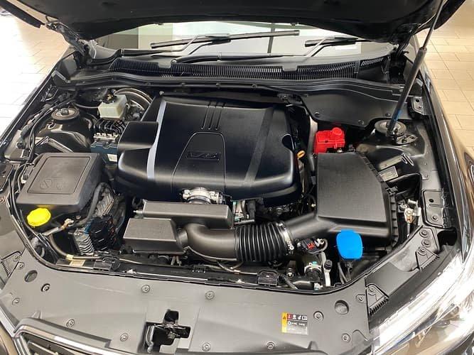 2015 Holden Commodore SV6 Storm VF MY15 Phantom