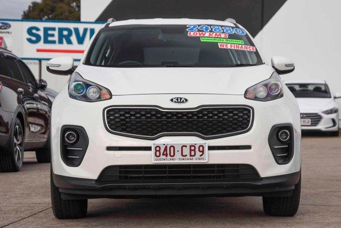 2016 Kia Sportage Si QL MY16 Clear White
