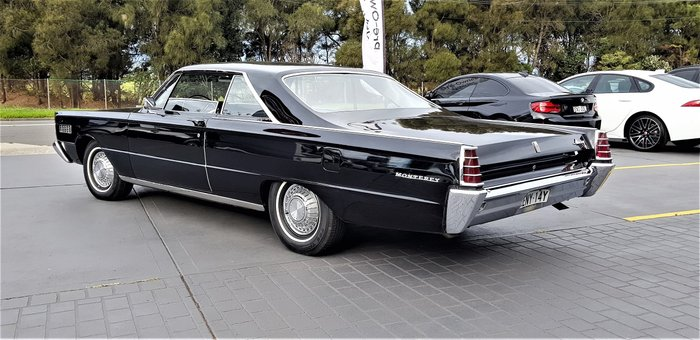 1966 Mercury Monterey (No Series) Black