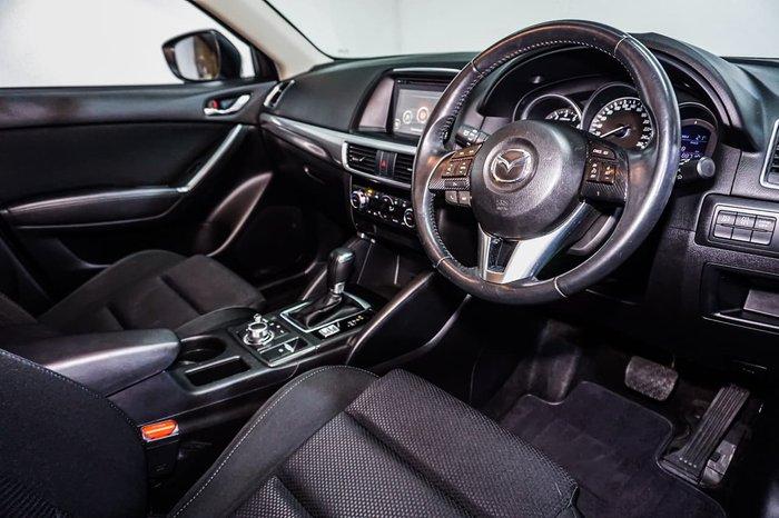 2015 Mazda CX-5 Maxx Sport KE Series 2 White