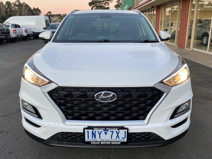 2018 Hyundai Tucson Active X TL3 MY19 White