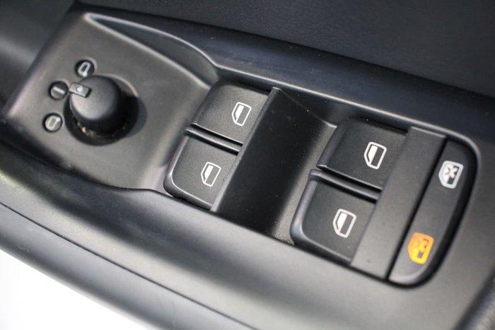 2016 Audi Q3 TDI 8U MY16 Four Wheel Drive Silver