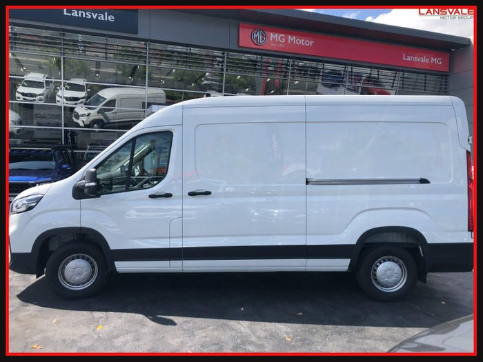 2021 LDV Deliver 9 MY21 WHITE