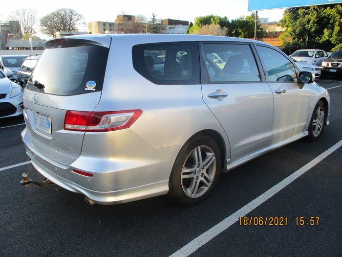 2009 Honda Odyssey Luxury 4th Gen MY09 Alabaster Silver