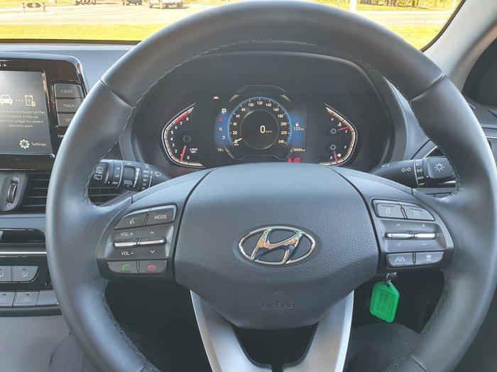 2020 Hyundai i30 Active PD.V4 MY21 Intense Blue