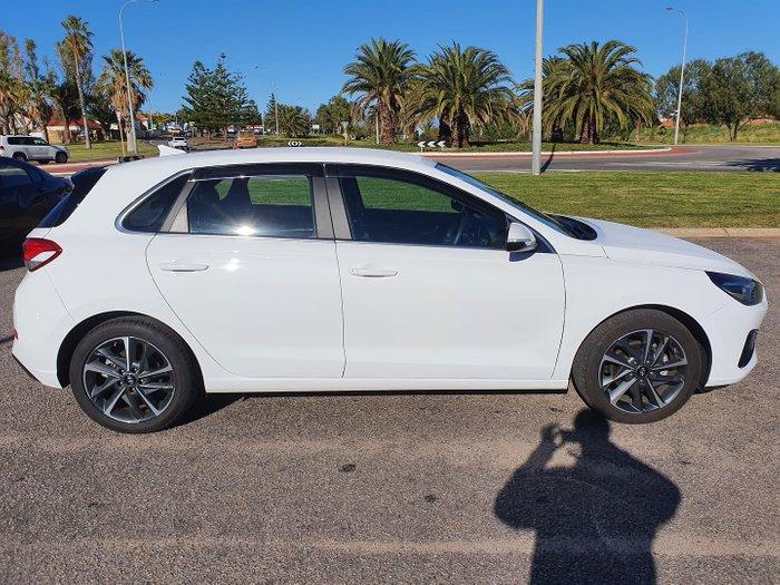 2020 Hyundai i30 Active PD.V4 MY21 Polar White