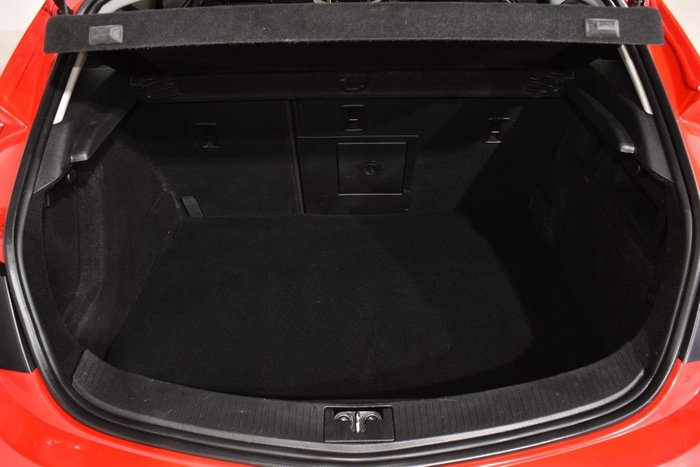 2015 Holden Astra GTC PJ MY15.5 Power Red