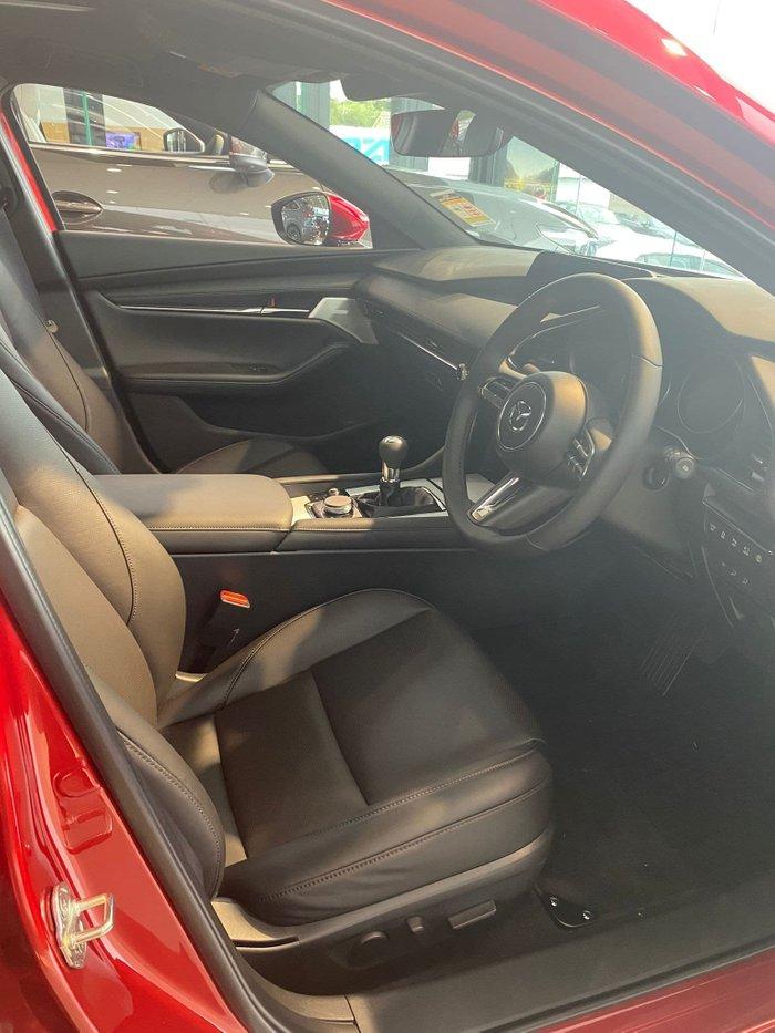 2021 Mazda 3 X20 Astina BP Series Soul Red Crystal