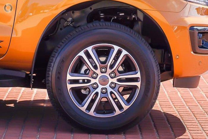 2021 Ford Ranger Wildtrak PX MkIII Orange