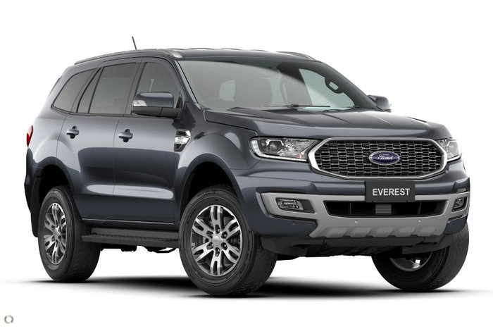 2021 Ford Everest Trend UA II MY21.75 4X4 Dual Range Meteor Grey