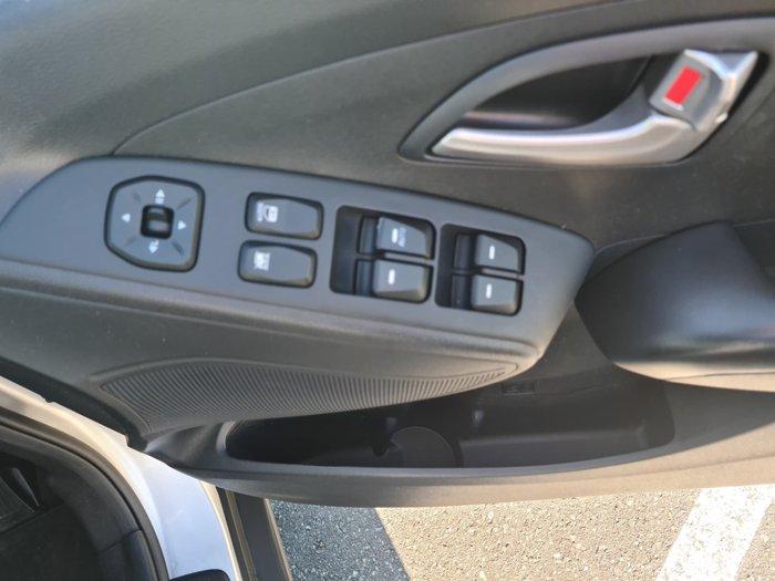 2012 Hyundai ix35 Active LM MY12 Sleek Silver