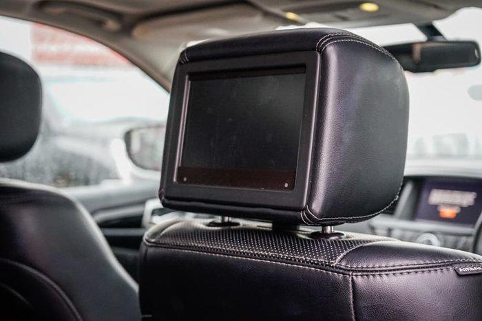 2018 Nissan Pathfinder Ti R52 Series II MY17 Diamond Black