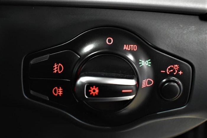 2014 Audi A5 8T MY14 Four Wheel Drive Black