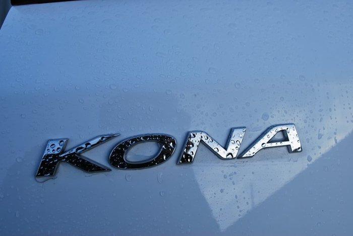2020 Hyundai Kona OS.V4 MY21 White