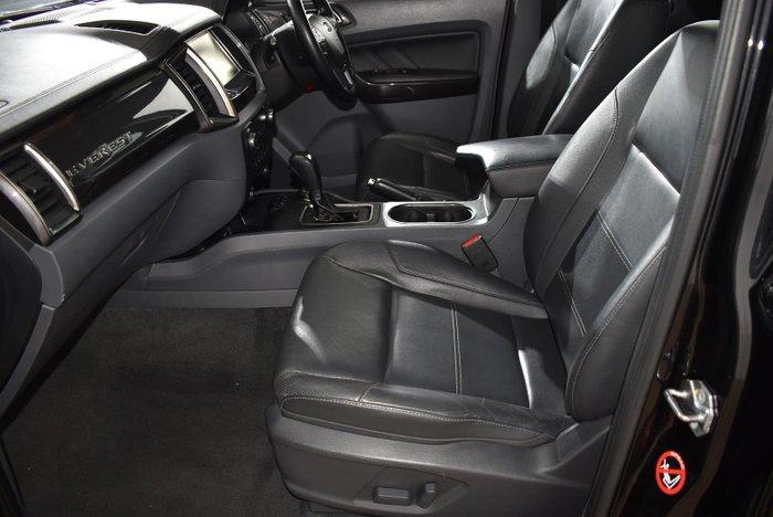 2015 Ford Everest Titanium UA 4X4 Dual Range Black Mica