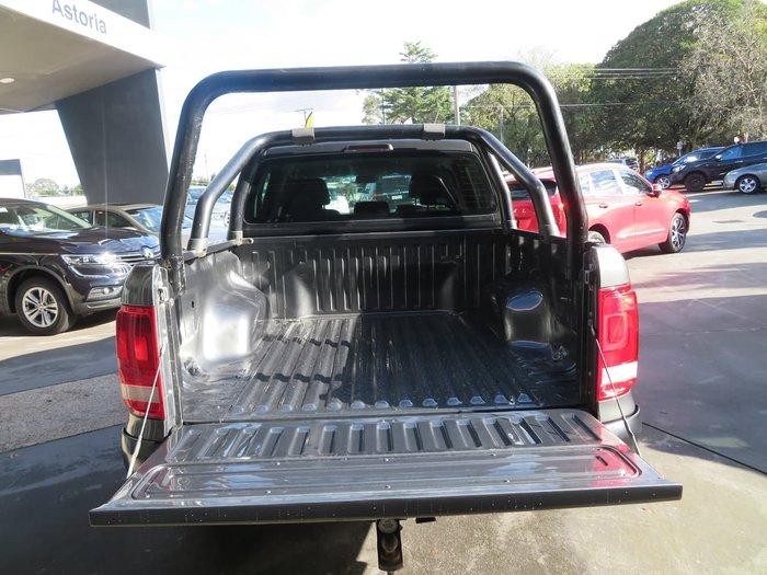 2017 Volkswagen Amarok TDI420 2H MY17 Grey