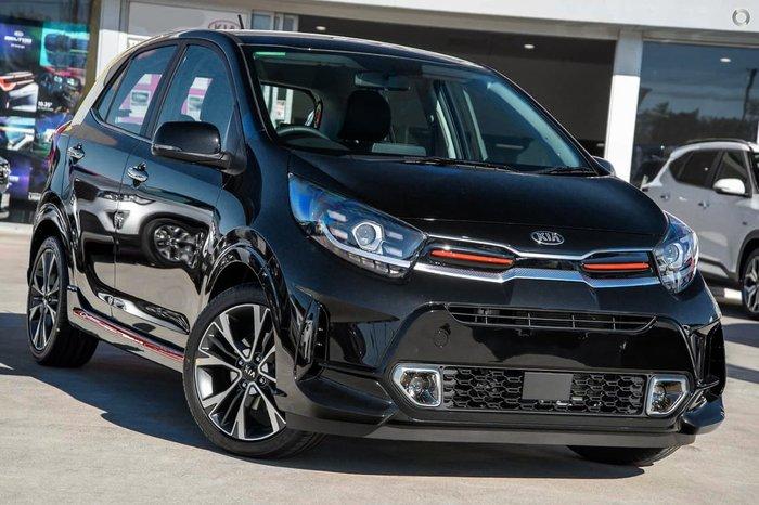 2021 Kia Picanto GT-Line JA MY21 Black