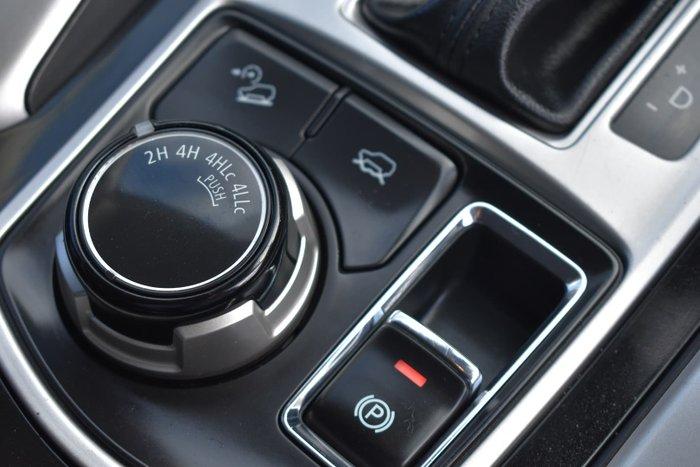 2017 Mitsubishi Pajero Sport Exceed QE MY17 4X4 Dual Range Sterling Silver