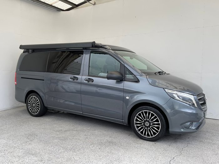 2018 Mercedes-Benz Marco Polo ACTIVITY 116BlueTEC 447 Grey
