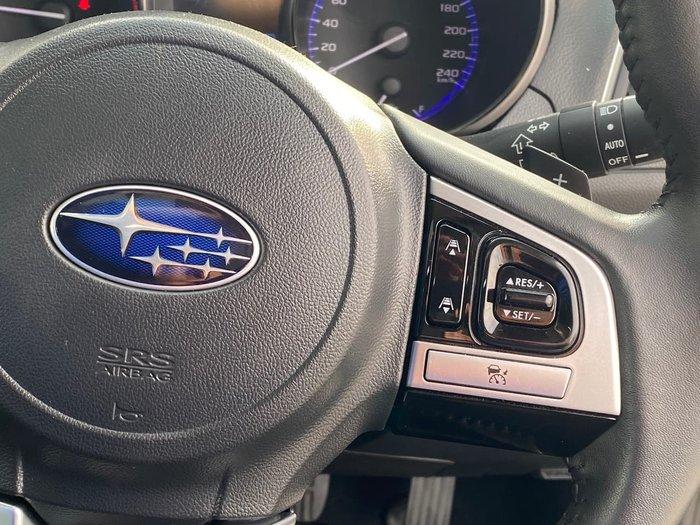 2016 Subaru Outback 2.0D Premium 5GEN MY16 AWD Grey