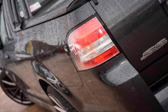 2016 Holden Ute SS V Redline VF Series II MY16 Prussian Steel