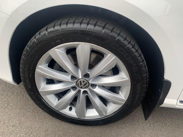 2014 Volkswagen Passat 118TSI Type 3C MY14.5 Candy White