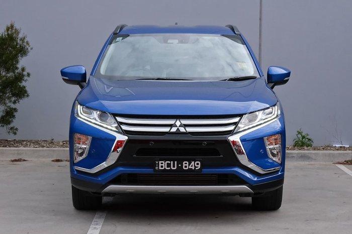 2018 Mitsubishi Eclipse Cross LS YA MY18 Blue