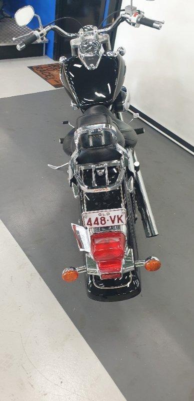 2002 Suzuki VL800 VOLUSIA Black