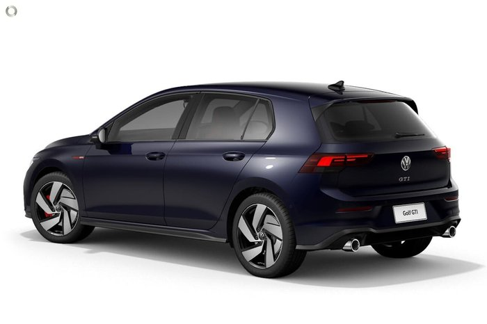 2021 Volkswagen Golf GTI 8 MY21 Atlantic Blue
