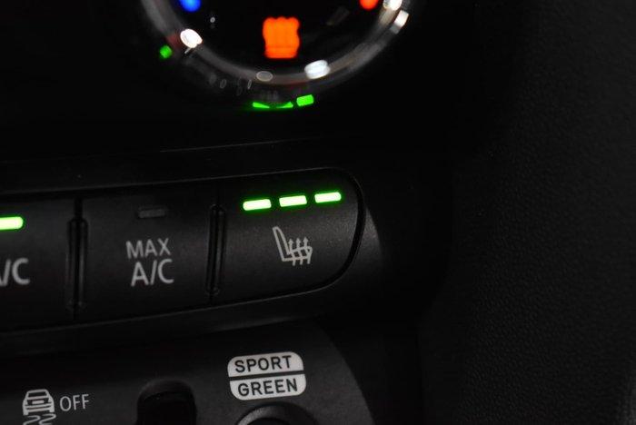 2019 MINI Hatch John Cooper Works F56 LCI Midnight Black
