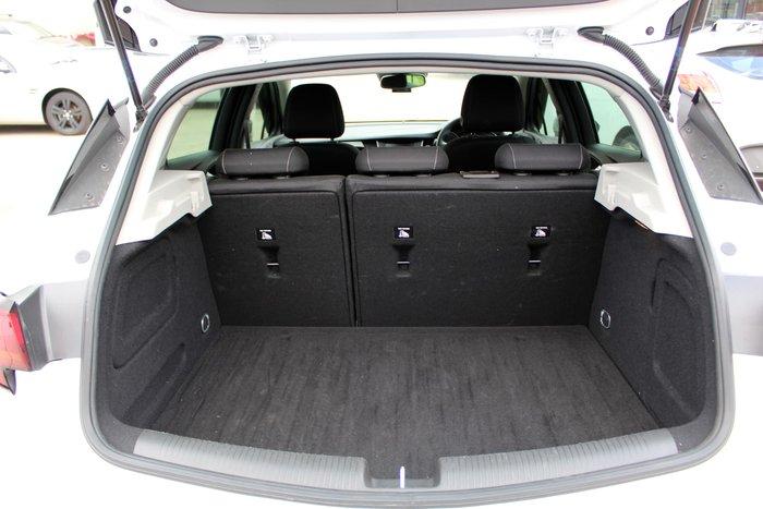 2017 Holden Astra R+ BK MY17 Summit White