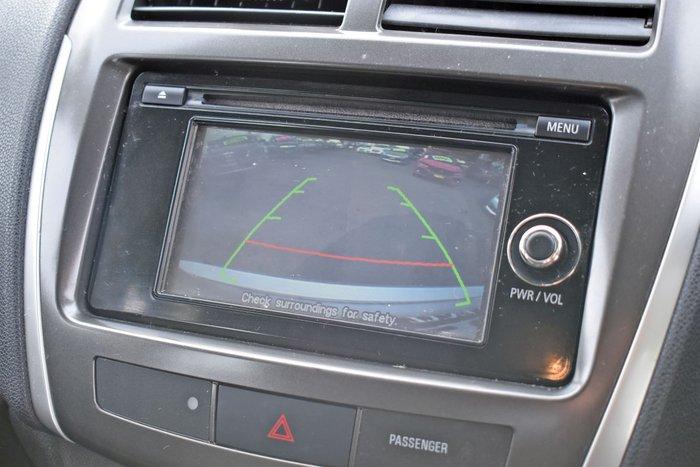 2013 Mitsubishi ASX XB MY13 Cool Silver