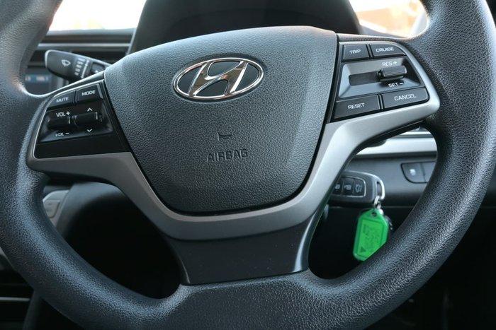 2017 Hyundai Elantra Active AD MY18 Iron Grey