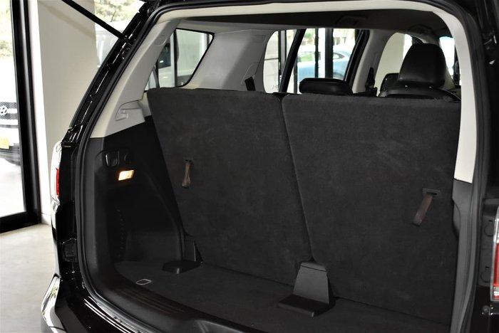 2017 Holden Trailblazer LTZ RG MY18 4X4 Dual Range Black