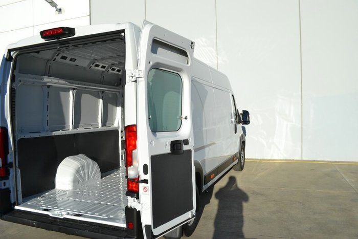 2021 Fiat Ducato MID ROOF EXTRA LONG Series 7 PASTEL WHITE ELWB AUTO