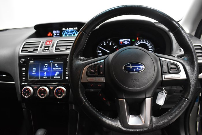 2017 Subaru Forester 2.0D-L S4 MY17 AWD Crystal White