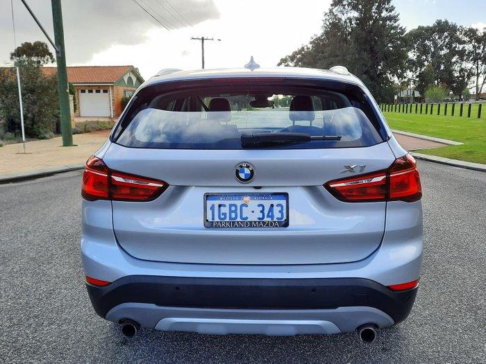 2016 BMW X1 xDrive25i F48 AWD Silver