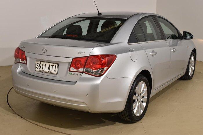 2012 Holden Cruze CDX JH Series II MY12 Nitrate