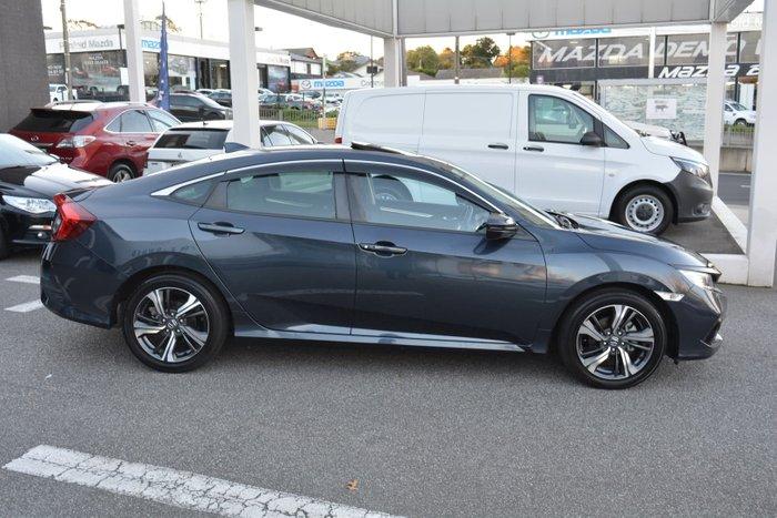 2019 Honda Civic VTi-LX 10th Gen MY19 Cosmic Blue