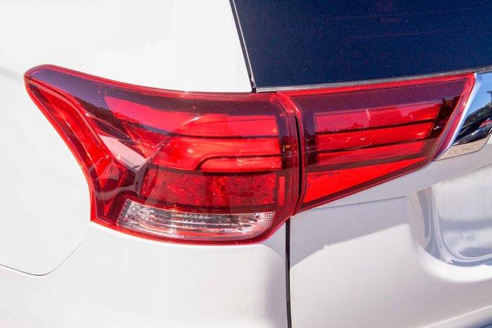 2016 Mitsubishi Outlander LS ZK MY16 White