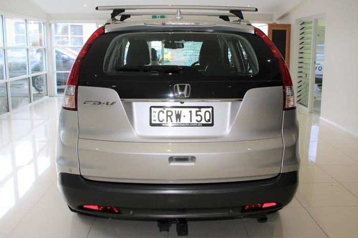 2014 Honda CR-V DTi-S RM MY14 4X4 On Demand Silver