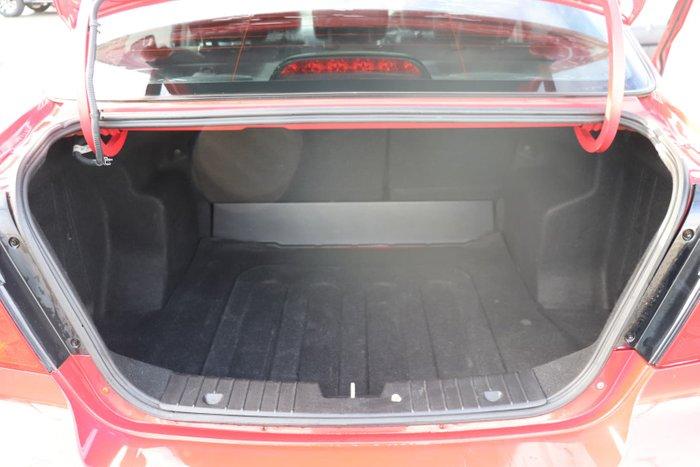2008 Holden Barina TK MY08 Red