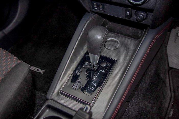 2017 Mitsubishi ASX LS XC MY18 Sterling Silver