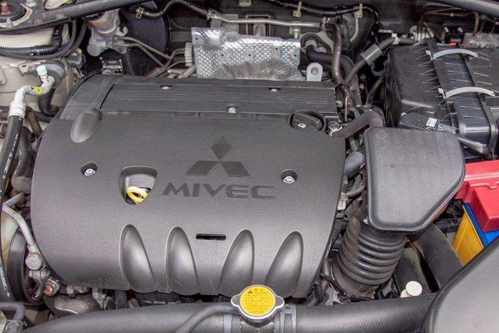 2008 Mitsubishi Outlander LS ZG MY08 4X4 On Demand Champagne