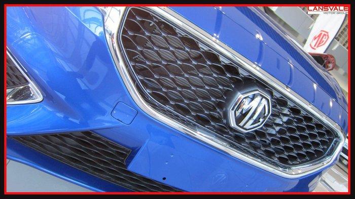 2021 MG MG3 Excite SZP1 MY21 REGAL BLUE