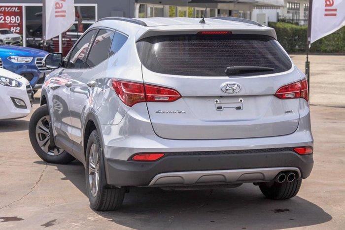 2015 Hyundai Santa Fe Active DM2 MY15 4X4 On Demand Sleek Silver